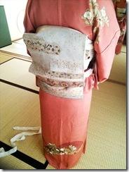 美和きもの教室の着付けテスト (4)
