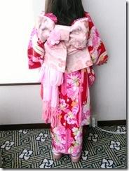 広島プリンスホテルから宮島へ七五三の出張着付 (5)