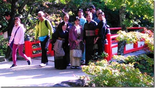 美和きもの教室の皆さんと着物で世界遺産の宮島へ (6)