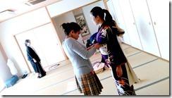 着付師がモリモリと成人式の振袖着付をスキルアップ (6)