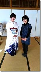 着付師がモリモリと成人式の振袖着付をスキルアップ (3)