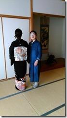 着付師がモリモリと成人式の振袖着付をスキルアップ (14)