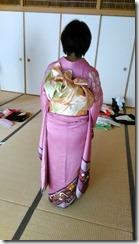着付師がモリモリと成人式の振袖着付をスキルアップ (10)