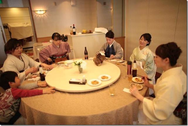 平成28年 美和きもの教室 認定式&クリスマスパーティー (22)