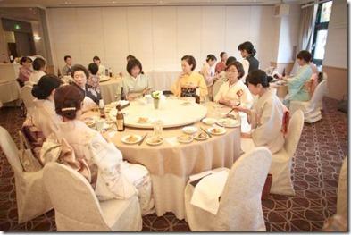 平成28年 美和きもの教室 認定式&クリスマスパーティー (3)