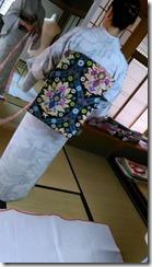 着物を着るために『わがままレッスン』を (1)