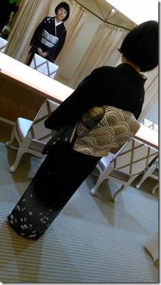 グランドプリンスホテル広島へ出張着付け (1)