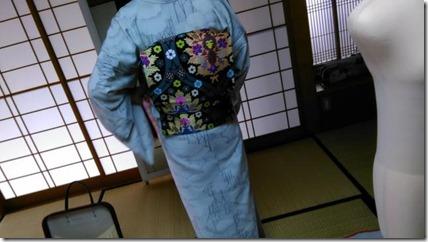 着物を着るために『わがままレッスン』を (3)