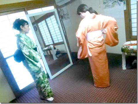西区高須のきもの着付け教室では(^^)/♪