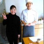 グランプリ受賞の島田先生から学ぶ和菓子作り(^O^)♪