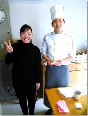 グランプリ受賞の島田先生から学ぶ和菓子作り (2)