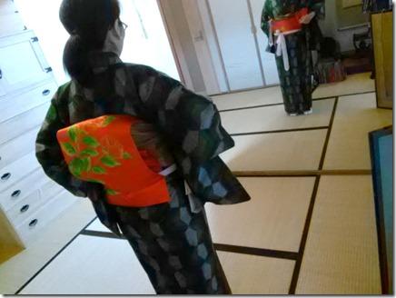 紬の着付方を学ぶコース (2)