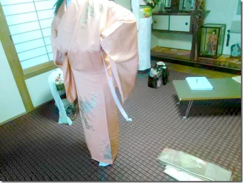 西区高須のきもの着付け教室では (2)