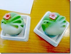 グランプリ受賞の島田先生から学ぶ和菓子作り (12)