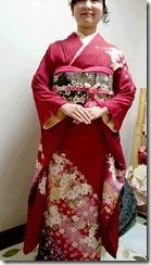 結納のお姉さんと一緒に着物で (1)