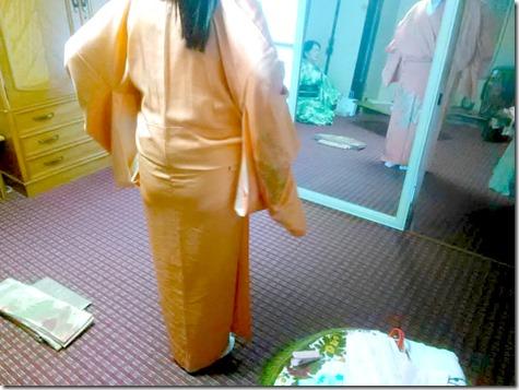西区高須のきもの着付け教室では (1)