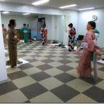 リビングカルチャー倶楽部のきもの教室(*^_^*)♪