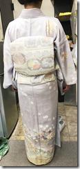 広島の縮景園に着物でお茶会へ (3)