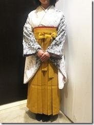 おしゃれな袴の組み合わせ (1)