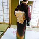 着物を美しく着るために(*^_^*)♪
