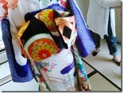 振袖の他装着付をしっかりと練習 (2)