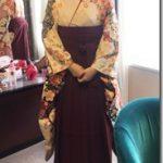 袴の出張着付にリーガロイヤルホテル広島へ(*^^*)♪
