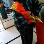 実践の着付師から学ぶ着物着付け教室(^O^)/♪
