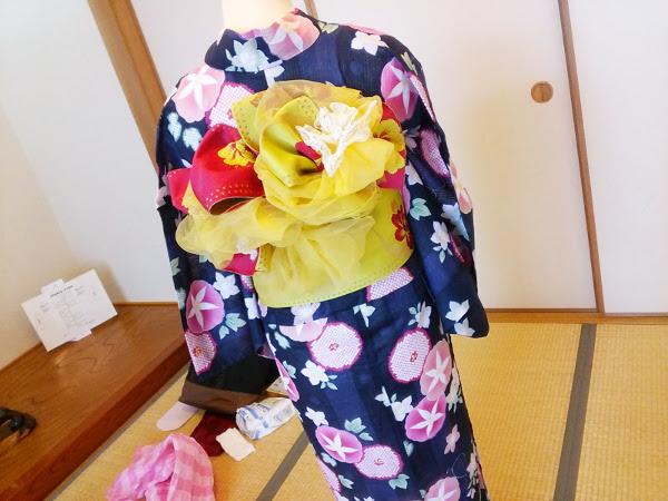 広島みなと花火大会の浴衣着付に(^^)♪