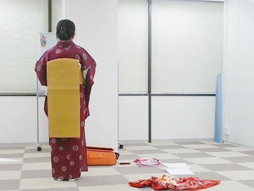 リビングカルチャー広島の着付け教室(^o^)♪