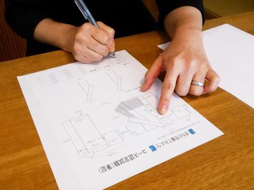 自装着付けの筆記と実技テストを(*^_^*)♪