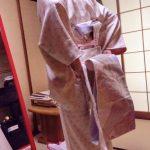 ご自宅で着物の着付け教室を(^^)♪