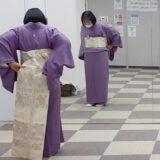 広島市で第1・3木曜日に「きもの着付け教室」を(^^)♪