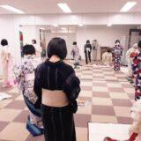 広島市中区と東区できもの着付け教室を(^o^)♪